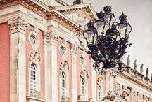 Versailles / A few snaps from our Fit for a King tour of Versailles.  The birthplace of Gastronomy in France!