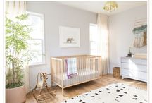 Nursery / by Collins Peavy