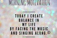 Morning Motivations
