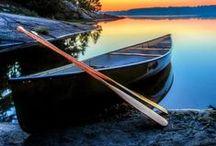 Paddling / All things canoe