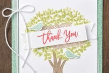 Stampin! Up! Thoughtful Branches Bundle / Purchase this exclusive, limited-time bundle from Stampin' Up! from August 2-31, 2016 while supplies last. http://www.stampinup.com/ECWeb/ProductDetails.aspx?productID=144328&dbwsdemoid=50776