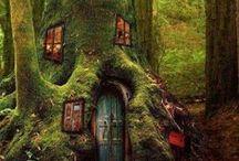 Truffula Tree Houses / by Allyson Smith