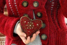 Sewing, knitting, crochet, needlework