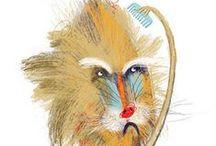 Illustration / Beautiful illustrations for inspiration.