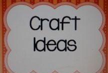 Craft Ideas / by Lisa Braun