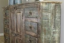 rustic / Rustic furniture and decor, DIY projects, palette projects
