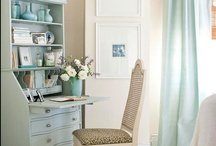 Home Offices / Home office organization, office decor, office redesigns, office products & accessories, office inspiration