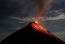 Nature - VOLCANOS / by Tere Sa