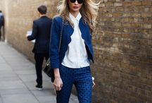 street style  / styles to love