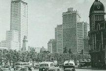 YESTERYEAR | 69-75 / Calle Princesa * Calle Galileo *Calle de la Luna * Avenida de las Americas * No 44 * Plaza Grande
