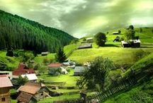 ROMANIA / Eastern Europe | Travel | Places | Sites | History | People | Culture | Food | Tips / by Tere Sa