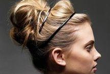 Fashion Hair, Pretty Hair / by Cecilia C.H.
