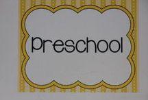 preschool / by Lisa Braun