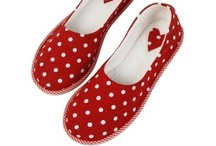 Crazy about polka dots