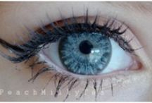 Grey Colored Contacts / by UNIQSO