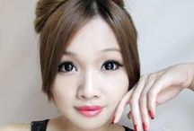 Black Colored Contacts / by UNIQSO
