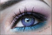 Blue Colored Contacts / by UNIQSO