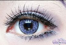 Violet Colored Contacts / by UNIQSO