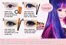 Makeup Tutorial / by UNIQSO