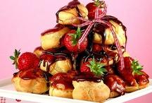 Pâte à choux pastry