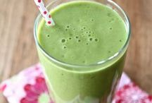 Green Drinks/Healthy Drinks / by Barb D