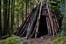 Outdoor Bushcraft / Outdoor living / by mat nopanic