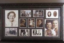 photos and keepsakes
