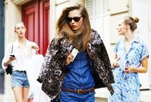 Current Cool: Denim on the Streets / by Buffalo David Bitton