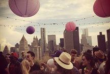 Summer in the City / by Buffalo David Bitton