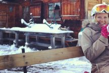 Megeve 2013/14 / Have you ever wondered what a 30 year old chalet girl gets up to on a winter season in the French Alps? Here's the answer...