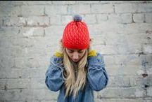 | HG - Autumn Winter 2014 | / Knitted accessories, hats, gloves, mittens and blankets. 100% Lambswool & made in Scotland.