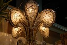 Lighting / Chandeliers, Lamps, Sconces - oh my