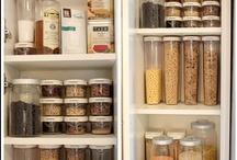 Kitchen Organized!