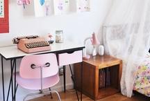 children's room  / Ideas for the girls' bedroom