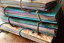 homemade books / by Linda May