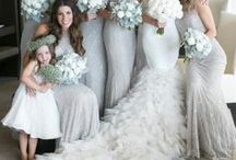 Luxe Wedding Dresses / Fashion down the aisle / by Zia Charmane