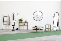 Furniture / Casual and modern furniture - coffee tables, side tables, entryway furniture, chairs and more.  / by Umbra