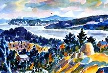 Hudson Valley Landscapes