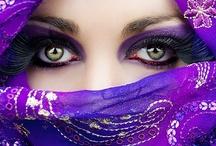 Purple / Purple is as purple can be.