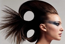Eclectic-Electric-Eccentric-Extreme HairDews / Hair Art. / by Anna M. Navarro