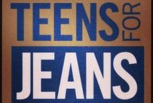 Teens For Jeans / by Aéropostale