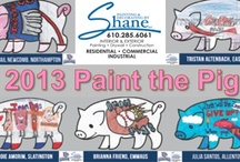 Paint the Pig 2013  / Vote for your favourite design here! Competition closes Sunday (03/17) so vote now! http://www.mcall.com/services/vip/mc-mcvip-contest-paint-the-pig-voting,0,4323590.htmlstory