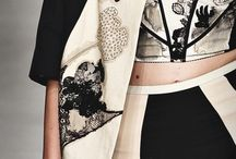 fashion textiles runway / by Julia Kostreva