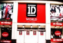One Direction Pop Up / The One Direction store we design, built & managed opened to much attention in April 2013. We consequently know all the words to everyone one of their songs. Well done us.