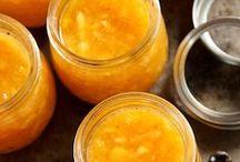 FOOD | Jams, Jellies, Sauces / by Brinda Howard