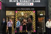 The Clash Pop Up