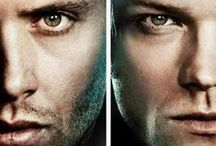 Winchester Brothers / Board dedicated to the actors Jensen Ackles and Jared Padalecki, as well as tv-show Supernatural