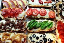 FOOD | Pizza / by Brinda Howard