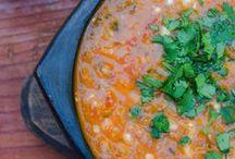 Soups, Salads & Sandwiches / by Kruti Mehta