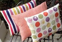 Pillows / Pillows are comforting, beautiful, and perfect for gifting. / by Joan Hawley